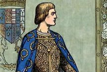 Friends & Foes / People who were significant to the life on King Richard III / by Richard's Army