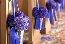 Blue / Blue Event Decor and Ideas / by Dezign Shop