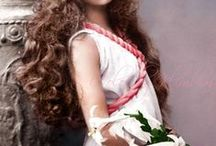 Femenine & sweet / Vintage ,Wedding Dress ,Gatsby style, French, eleganz, klassik , hippi, ethno, bohemian style, pin up Photografie.. / by Katty