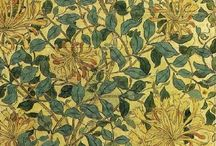 William Morris Wallpaper and Textile / by Katherine Walsh