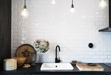 dreamy kitchens / by VintageMixer