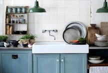 Kitchen makeover / by Katie Hayden