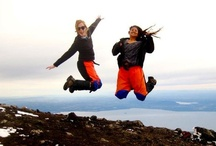 Jumping Abroad / Turns out a lot of students take pictures of either themselves or others jumping while they travel and/or study abroad. We love it. / by ISA Study Abroad