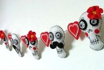 Dia de los Muertos / Day of the Dead. / by Marilla @ Cupcake Rehab ✔