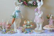 Bunnies & eggs & chicks, oh my! / by Marilla @ Cupcake Rehab ✔