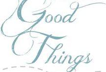 Teachers of Good Things / by Dollie @ Teachers of Good Things