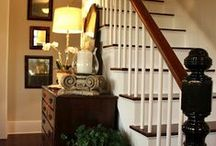Enter. / Center hall/entry way concepts & inspiration. / by Marilla @ Cupcake Rehab ✔