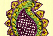 Embroidery / See more: http://y-knot.co.nf/embroidery.htm / by Y-Knot Crafts