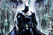 Batman / by Bary Aviles