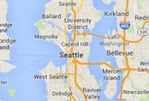 Seattle Spots / by Kendall Tremont
