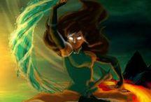 Korra/Avatar / by Gabbi Hayes Wilson