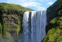Waterfalls!! / by Dionysia