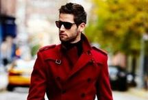Menswear Inspiration / by Andrew Villagomez