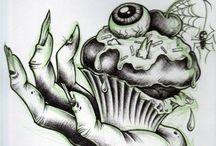 Tattoos / by Nakirah Bordley