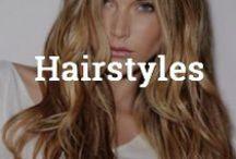 Hairstyles / by Viva Li