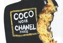 CoCo Chanel / by Nina_victoria <3 <3