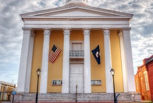 Petersburg, Virginia / by Appomattox Tile Art