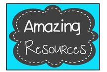 Amazing Teaching Resources / This board includes high quality paid and free teaching resources and ideas. Pinners, please pin an idea or freebie along with your paid products.  / by Secondgradealicious