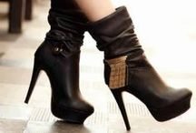 Women's Shoes & Boots / - You can freely pin everything women's Shoes & Boots - Invite others to join us - If you like to join please click the Invite Board and add a comment - / by Juha Öörni