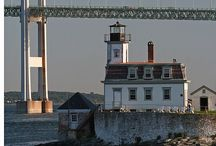 Lighthouses / by Marge
