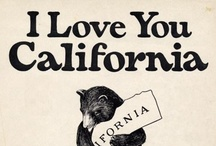 California / by d'Auria Marie