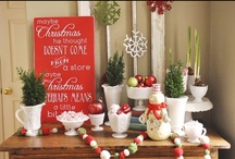 HOLIDAY styling / by Lisa Magner