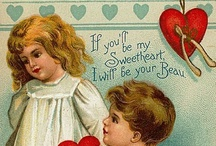 "Valentines Day / ""Love bears all things, believes all things, endures all things.  Love never ends. So faith, hope, love abide...but the greatest of these is love.""       