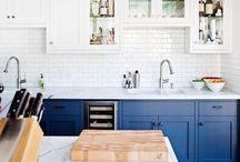 {kitchen} / by Caroline Morehead