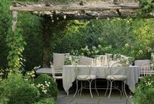 Outdoor Spaces / by Cheryl Snyder
