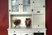 DIY Furniture / Great Ideas for Building New or Reusing Old Furniture / by Cheryl Snyder