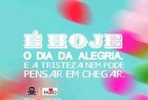 ✌ Frases legais... / by Cris Caldas