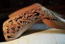 tattoo / by Allie Harris