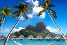 BORA-BORA my next vacation / by Raine Skye
