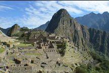 Around Peru: Great Machu Picchu! / Machu Picchu: one of my favorite places in the world / by Teresa Rues