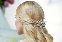 coiffure mariage / by marina marques