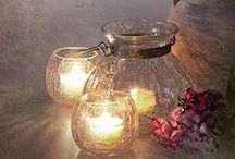 Candle Love / Creative ideas involving candles. / by Rocky Mountain Beeswax Candles