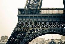 | Travel | {Je t'aime Paris} / by Erica Danielle