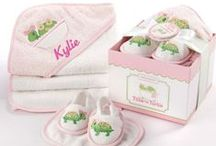 Personalized Baby Gifts / Personalized baby and toddler gifts / by Personalized Baby Gifts, Baby Blankets & Nursery Bedding