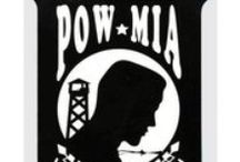 POW MIA / Items in remembrance of POW (Prisoner Of War) and MIA (Missing in Action).  Including Hats, Caps, Shirts, T-Shirts, Patches, Pins, Dog Tags, License Plate, Flag, Decals, Coins, Mug, Magnet, even a Christmas Ornament.  Get them at http://www.priorservice.com/shforpit.html / by PriorService.com