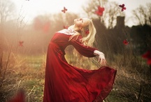 Character Inspiration: Maidens /   / by Hannah Moffat Loki Moriarty McManus