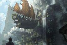 Inspiration: Steampunk / by Hannah Moffat Loki Moriarty McManus