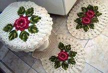 Crochet 2 / malleja / by Seija Tuori