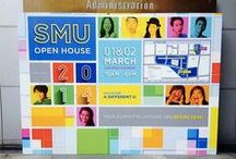 SMU Admissions 2014 / Get a peek into our diverse academic life, student life and global exposure!  / by Singapore Management University
