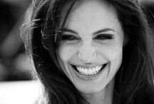 Angelina Jolie / by Jo Frizell