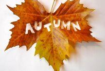 AUTUMN / My absolute favorite season!! Glorious foliage, Cool weather, Pumpkin Pie, Pumpkin lattes, Apple cider, Halloween, Thanksgiving, my Birthday(lol) Luv it all! / by MARTHA BARCENAS