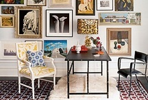 Photo Wall inspiration / by Tracy Robinson