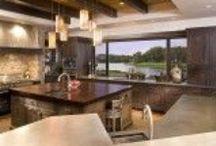Gourmet Kitchens / by Lori Brock Designs