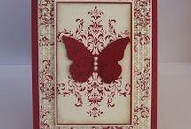 paper cards - butterflies / by Susan Harwell Hendrick