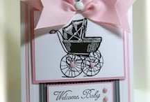 paper cards - baby & kid / by Susan Harwell Hendrick