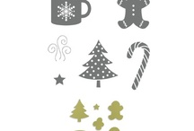 paper cards - christmas scentsational / by Susan Harwell Hendrick